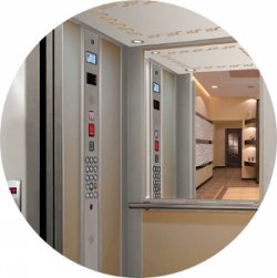 High quality Elevator cabins